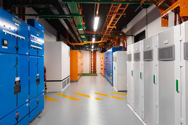 Photo of Toowoomba's Pulse Data Centre